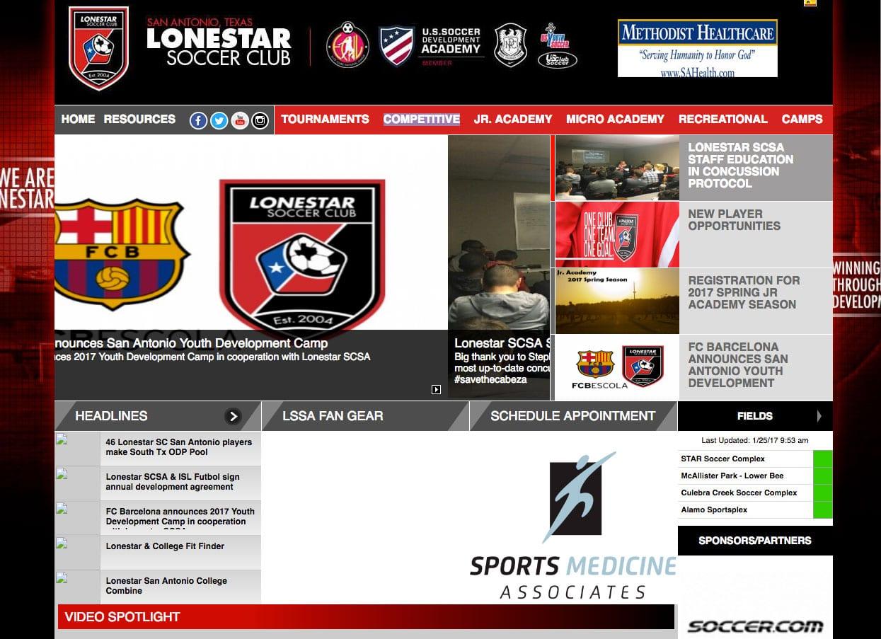 Lonestar Soccer