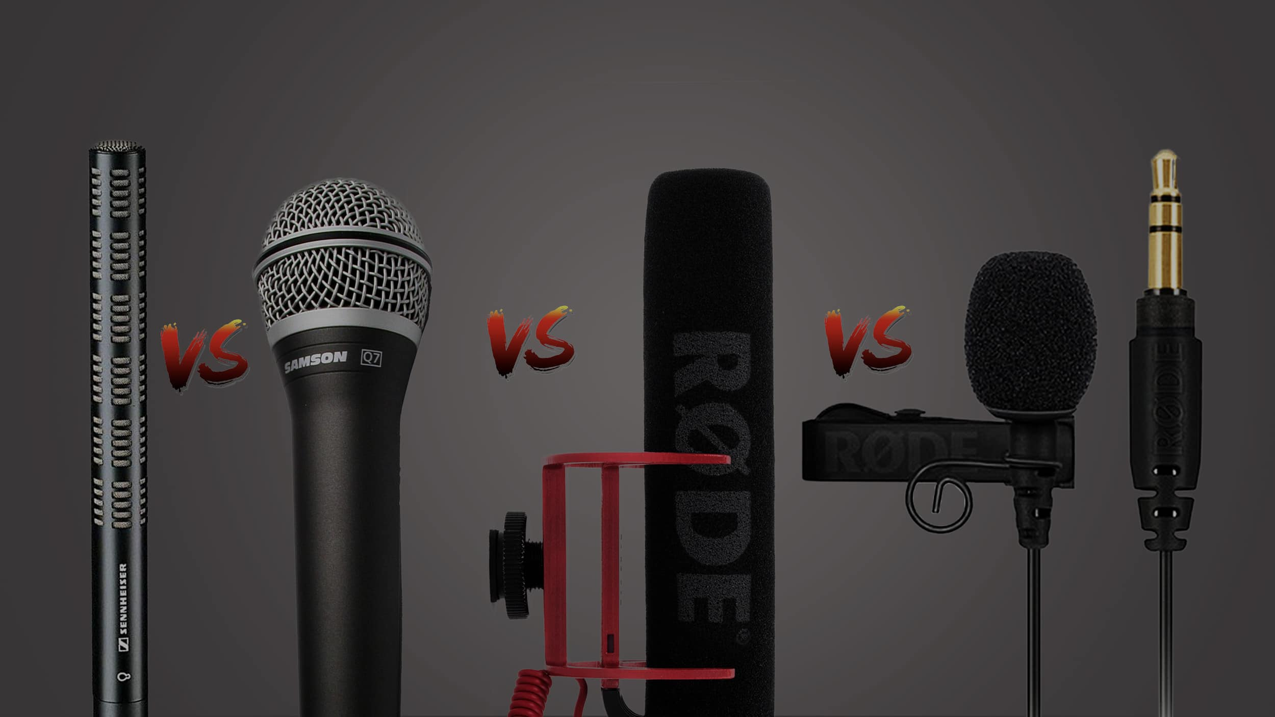The Ultimate Audio Comparison Test | Shotgun Mic vs. Lav Mic